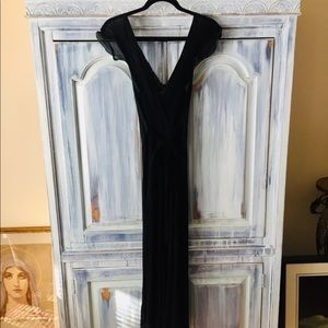 Dresses & Skirts - Vintage Silk & Lace Dress w/slip